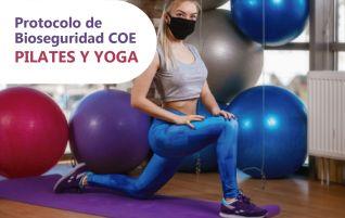 Para Pilates y Yoga